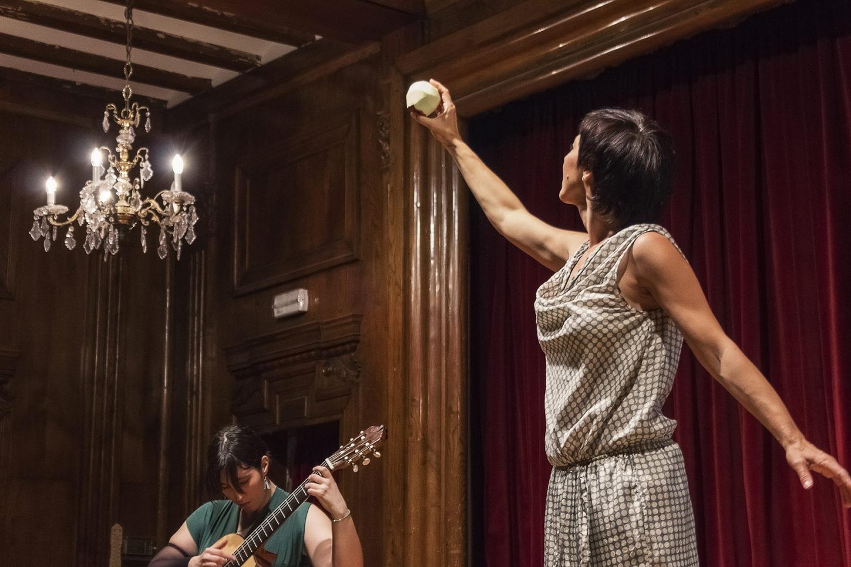 Las Seis Doncellas de Juan Ramón Jiménez - Silvia Nogales y Esther Acevedo