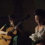 Las Seis Doncellas de Juan Ramón Jimenez. Interpretado por Silvia Nogales y Esther Acevedo. Ilustrado por Laura Ferreiro (www.sozosuru.com)