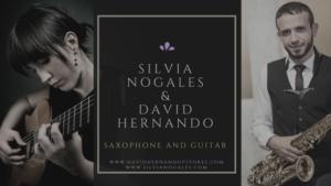 Dúo Nogales-Hernando. Saxofón y Guitarra