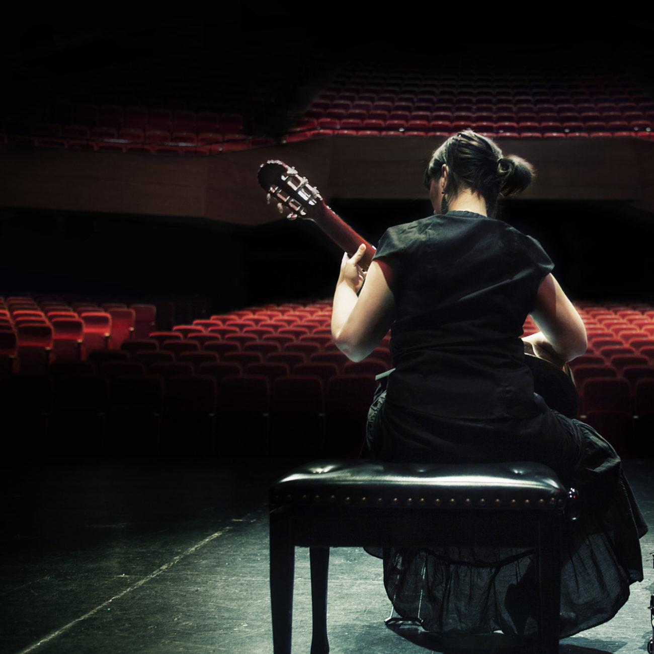 Silvia Nogales Barrios. Fotografía: Ismael Muñoz